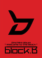 Block-b-welcome-to-the-block-2nd-mini-album2011