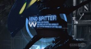 Xeno Spitter