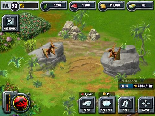 Pteranodon - Jurassic Park Builder Wiki