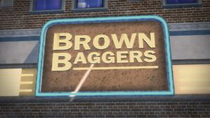 Brown Baggers Logo