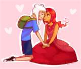 Finn and flame princess 3