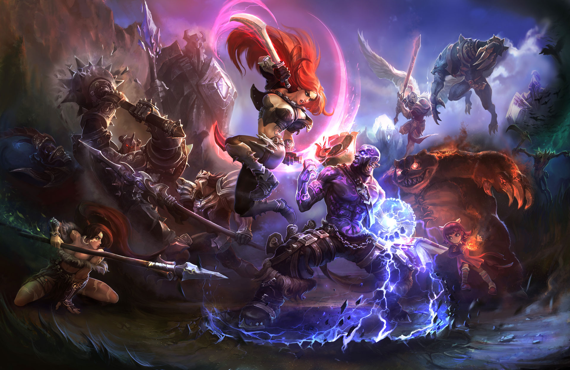 Champion - League of Legends Wiki - Champions, Items ...
