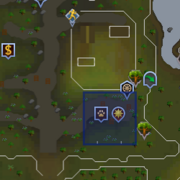 Big Chinchompa Gnome Stronghold portal
