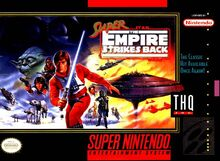 Super Star Wars The Empire Strikes Back (NA)