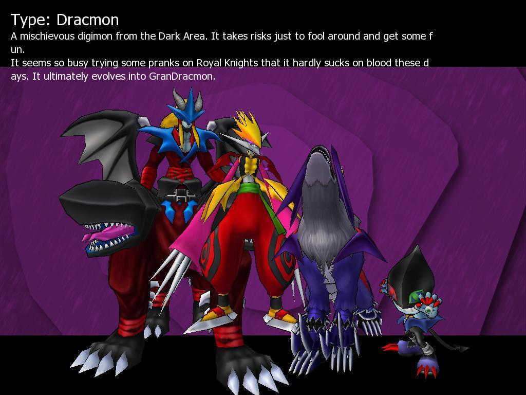 Dracmon - Digimon Masters Online Wiki - Take a step into the Digital    Grandracmon