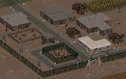 Fo2 Vault City Courtyard