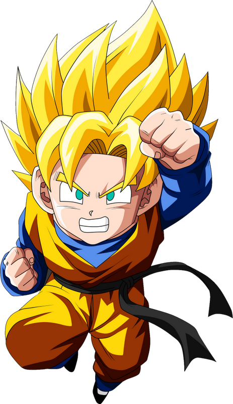 goten dragon ball: