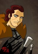 Robb Stark by The Mico