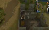 Map clue location Observatory