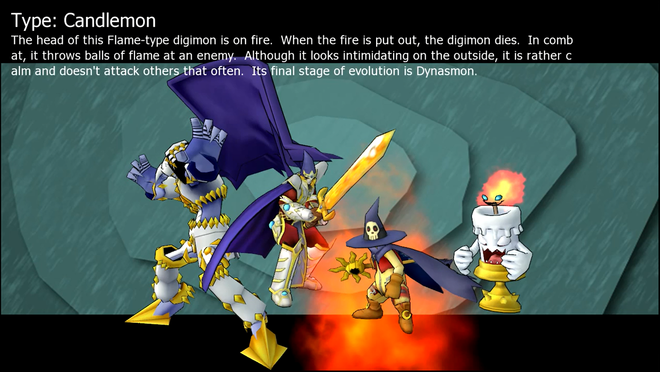 Candlemon - Digimon Masters Online Wiki - Take a step into ...