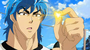 Toriko finding the gold seed1