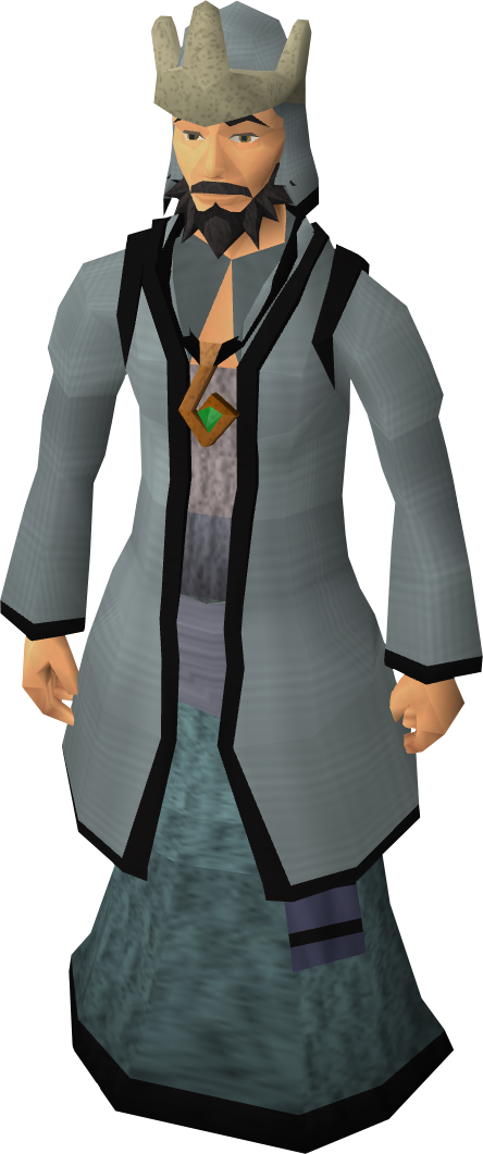 3rd age mage set equipped