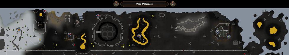 Wilderness Deep scan