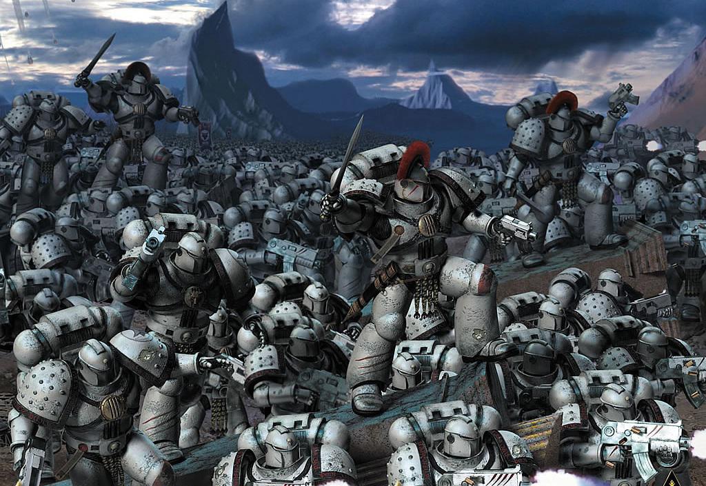 Вселенная Warhammer 40000. Серия: Ересь Хоруса - 2. Лживые боги