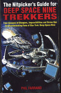 Nitpickers Guide for DS9 Trekkers - Titan cover