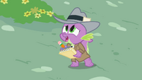Spike &#39;Will Rainbow Dash make it on time&#39; S2E08
