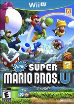 New Super Mario Bros U (NA)