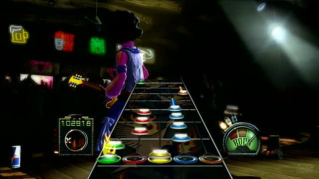 Guitar Hero III Legends of Rock (game only) Xbox Live Gameplay - Heroes of Our Time