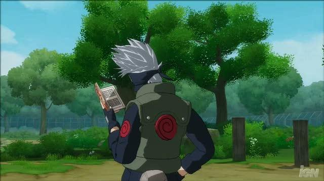 Naruto Ultimate Ninja Storm PlayStation 3 Review - Video Review