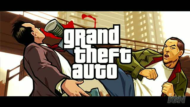 Grand Theft Auto Chinatown Wars Nintendo DS Trailer - Character Trailer