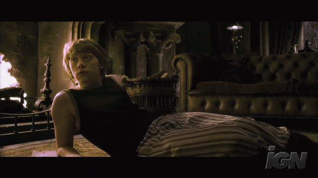 Harry Potter and the Half-Blood Prince Movie Feature-Behind-the-Scenes - Behind The Scenes