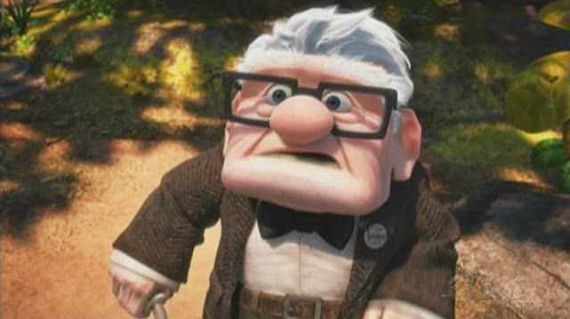 Up Movie Clip - It Likes Me
