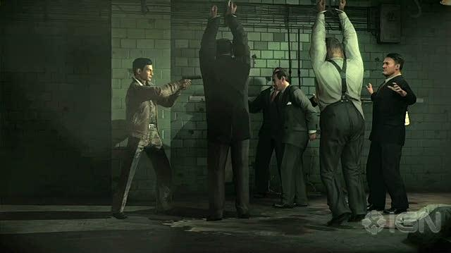 Mafia II Xbox 360 Video - Dev Diary 1 Story and Characters