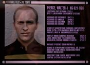 Walter Pierce personnel file