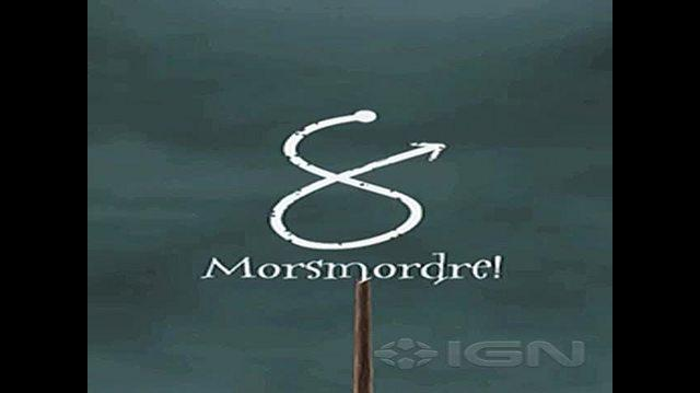 Harry Potter Spells iPhone - Morsmordre
