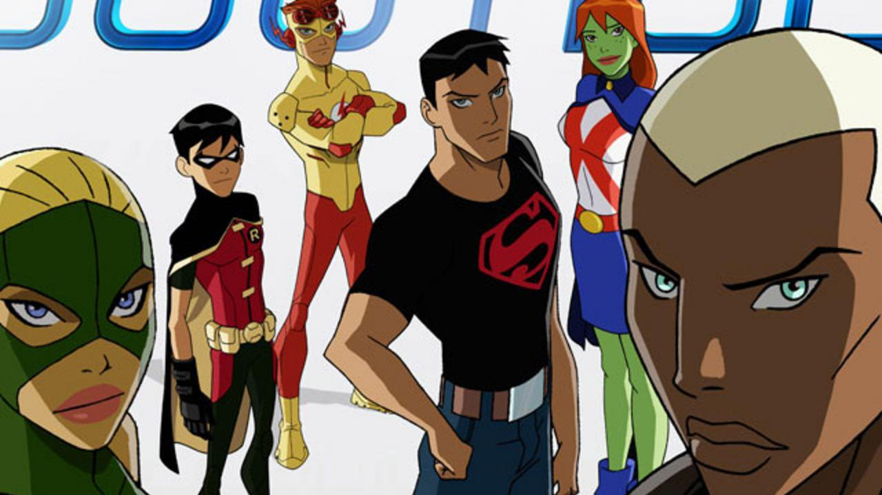 Young Justice - No Mercy!