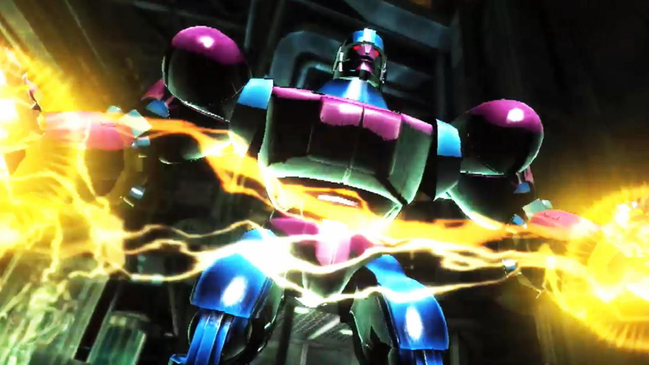 Marvel vs. Capcom 3 Sentinel Trailer