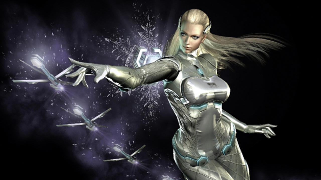 Anarchy Reigns The Ice Queen