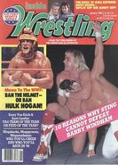 Inside Wrestling - January 1989