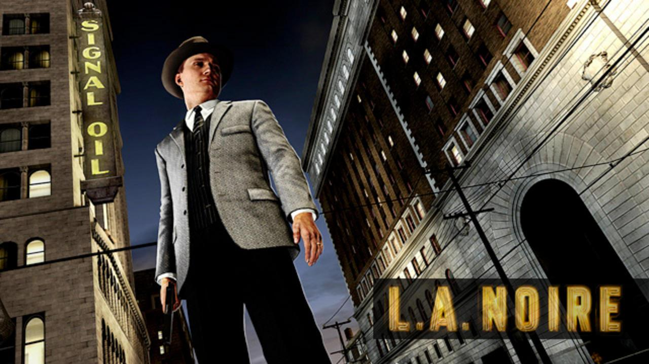 L.A. Noire Building the Imperfect City