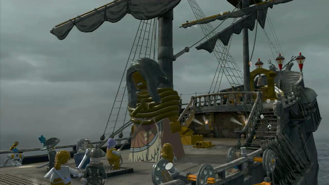 NextGenWalkthroughs LEGO PotC - Pt. 3 - Ch. 5 The Maelstrom