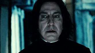 The Story of Severus Snape
