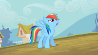 Rainbow Dash &#39;I&#39;ve gotta step up my game&#39; S2E08
