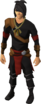 Pendant of Dungeoneering equipped.png