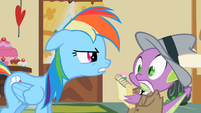 Rainbow Dash &amp; Spike S2E8
