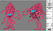 Modelsheet brainbeast