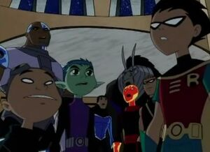 Teen Titans Episode Winner Take All