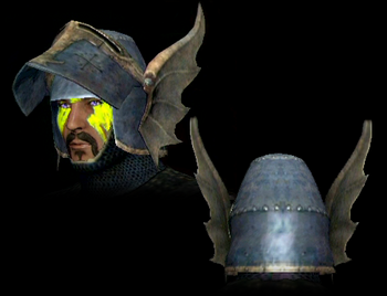 Dragon Knight's Helm