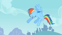 Rainbow Dash &#39;Was I, or was I not, amazing&#39; S2E08