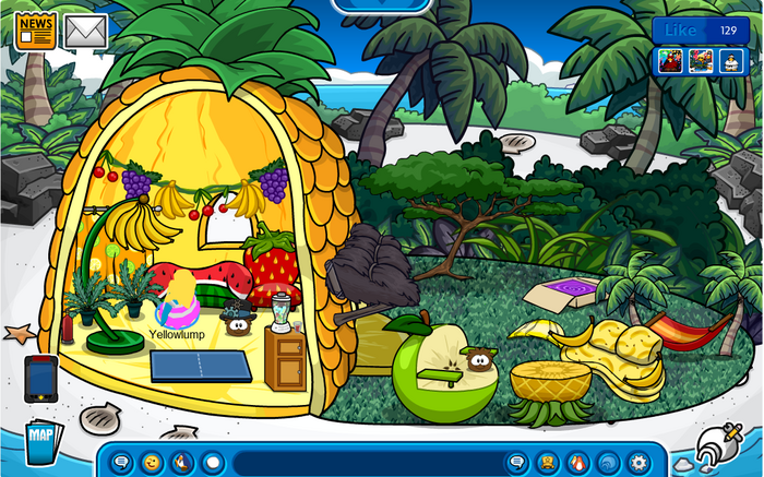 Igloo 3 (Fruit Beach)