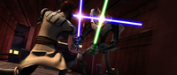 Kenobi vs Grievous Malevolence