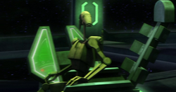 Unidentified B1 battle droid (Munificent-class star frigate)