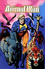 Animal Man 0001