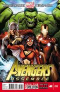 Avengers Assemble Vol 3 10