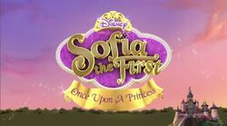 Sofia the First offical logo