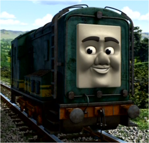 diesel from thomas and friends - photo #18